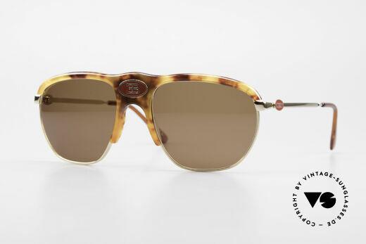 Bugatti 65218 Rare Old 70's Bugatti Glasses Details