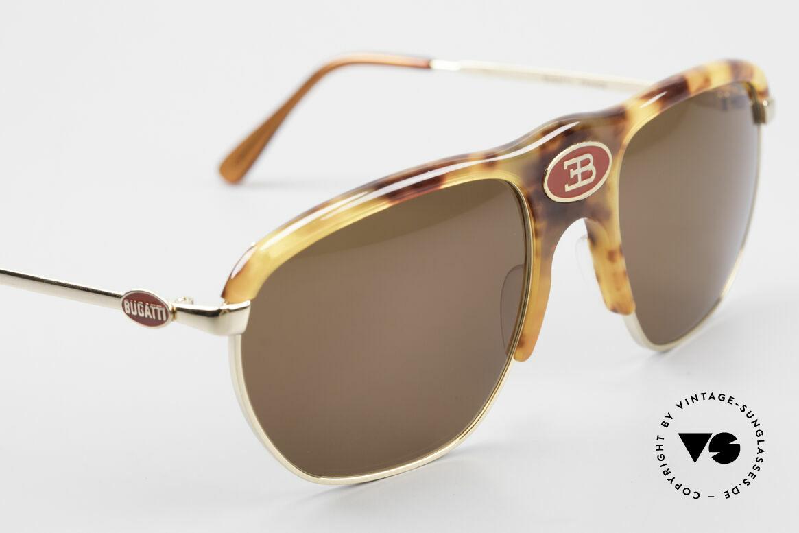 Bugatti 65218 Rare Old 70's Bugatti Glasses, new old stock (like all our old Bugatti ORIGINALS), Made for Men