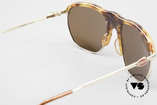 Bugatti 65218 Rare Old 70's Bugatti Glasses, NO RETRO SHADES; an authentic 40 years old vertu, Made for Men