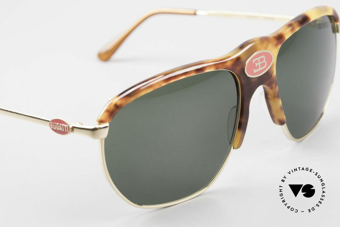Bugatti 65218 Rare 70's Bugatti Sunglasses, new old stock (like all our old Bugatti ORIGINALS), Made for Men