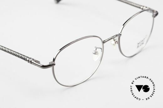 Montblanc MB392 Luxury Panto Frame Gunmetal, frame can be glazed with optical lenses / sun lenses, Made for Men and Women