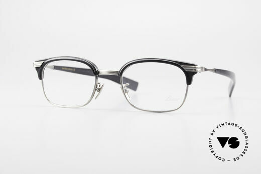 Lunor M92 Striking Vintage Glasses Small Details