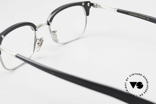 Lunor M92 Striking Vintage Glasses Small, NO RETRO eyeglasses; but a luxury vintage ORIGINAL, Made for Men