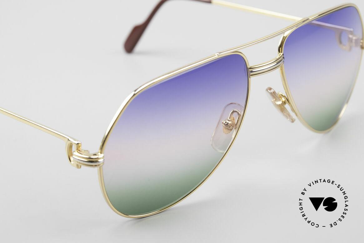 Cartier Vendome LC - M Michael Douglas Sunglasses