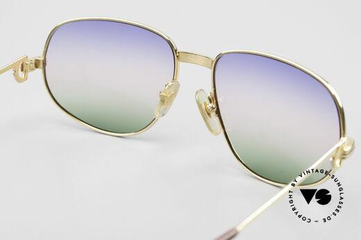 Cartier Romance LC - M Rare 80's Designer Sunglasses, NO RETRO eyewear; a rare 30 years old vintage ORIGINAL!, Made for Men and Women
