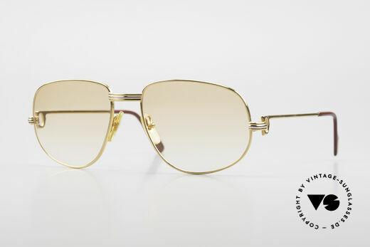 Cartier Romance LC - L Designer Luxury Sunglasses Details