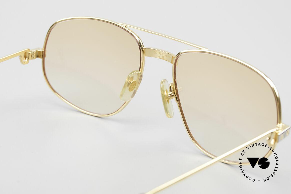 Cartier Romance Santos - L Luxury Vintage Sunglasses