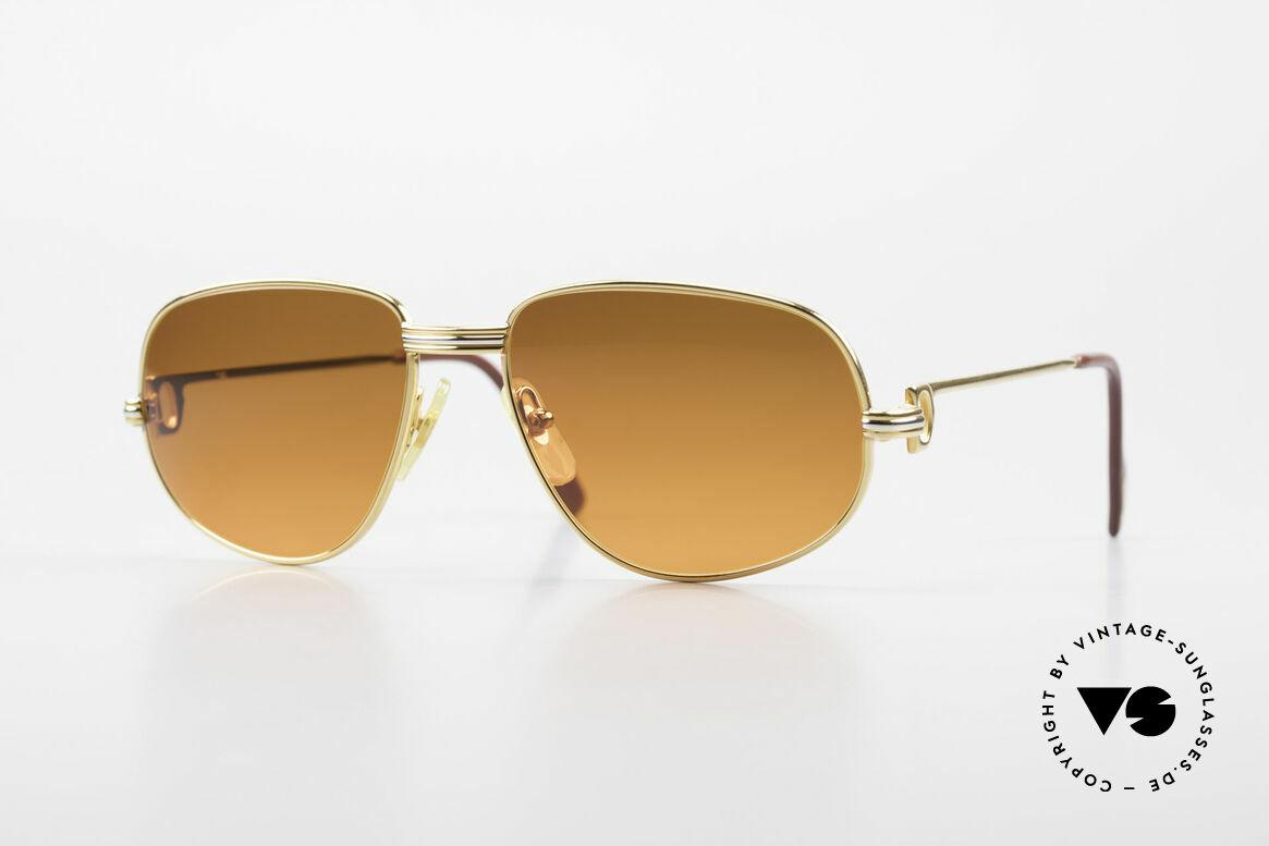Cartier Romance LC - S Luxury Designer Sunglasses