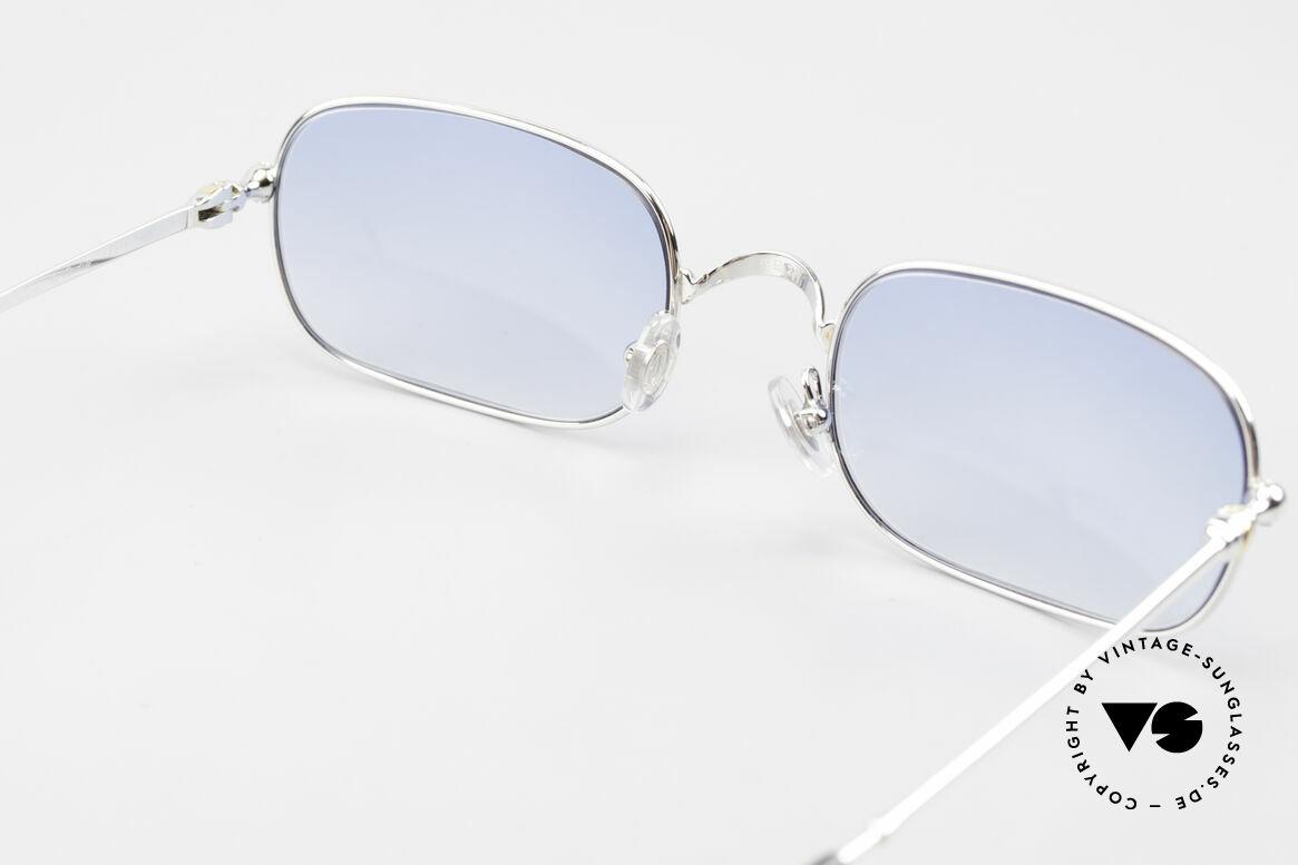 Cartier Deimios Square Shades Luxury Platinum