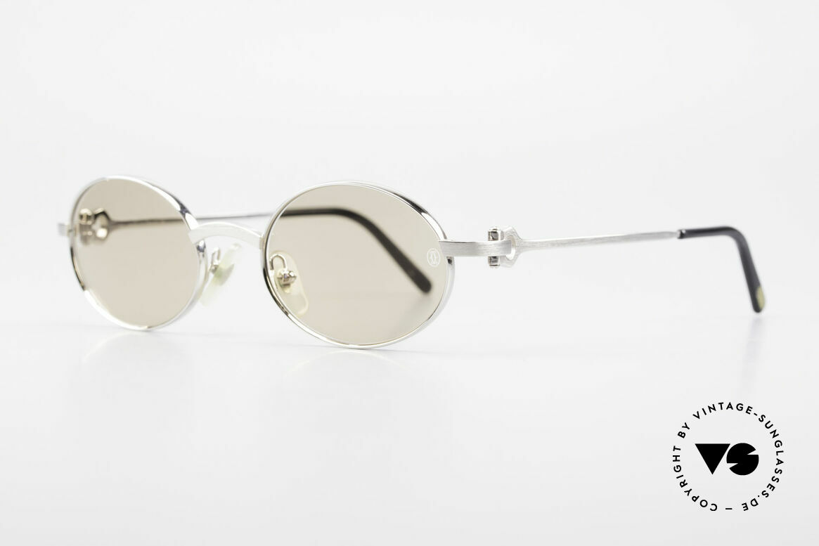 Cartier Spider Oval Luxury Sunglasses 90's