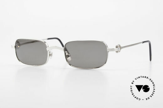 Cartier Dreamer Small Luxury Shades Polarized Details