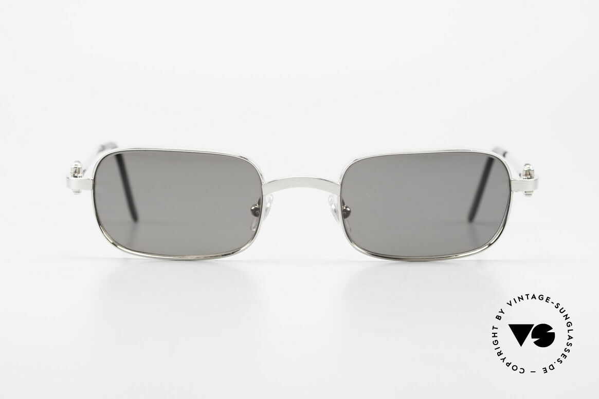 Cartier Dreamer Small Luxury Shades Polarized, rare CARTIER vintage luxury sunglasses from 1999, Made for Men and Women