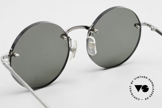 Cartier T-Eye Madison Round Luxury Sunglasses, Medium size, customized by our optician, single item, Made for Men and Women