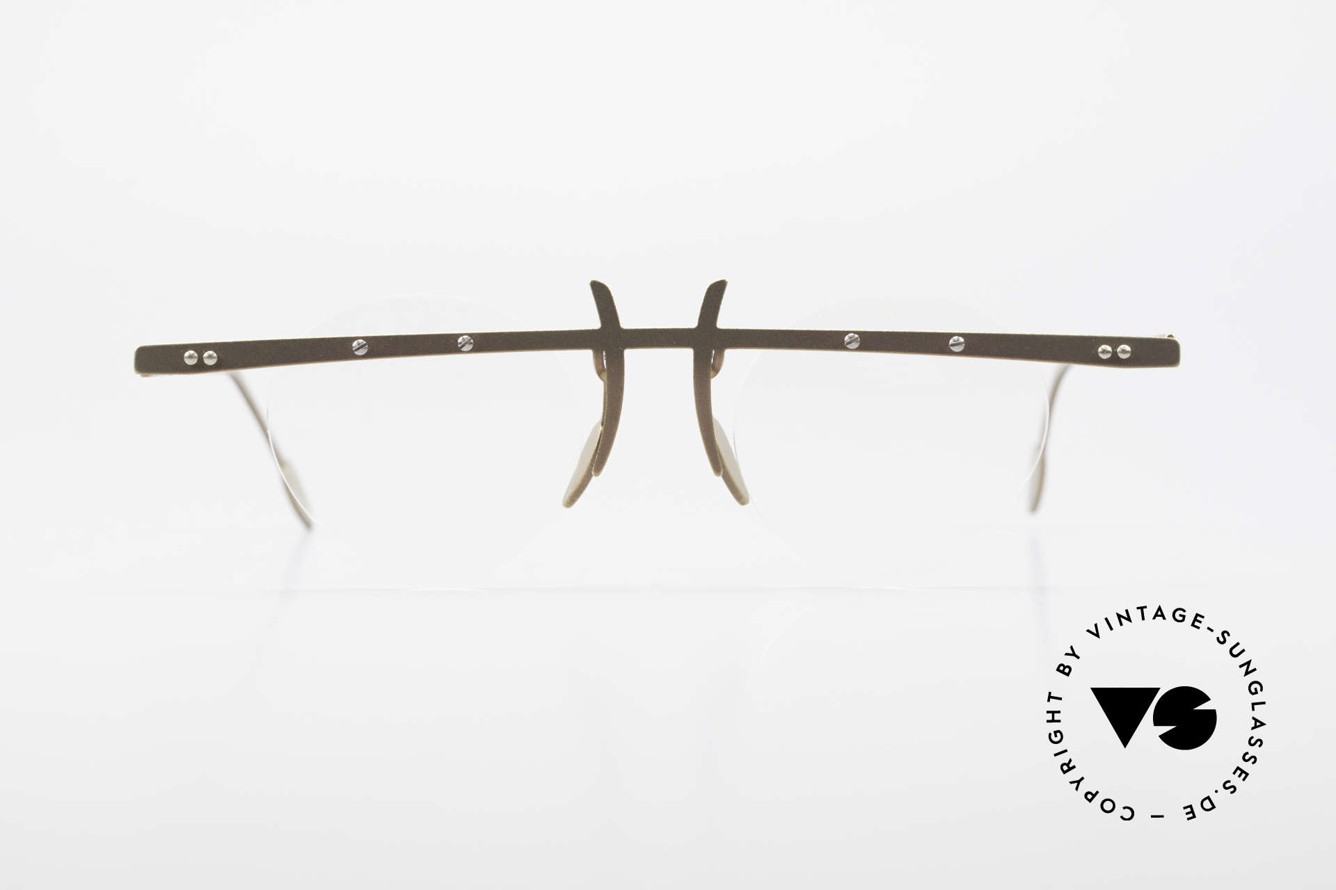 Theo Belgium Tita VI 9 Vintage Eyeglasses Titanium, founded in 1989 as 'anti mainstream' eyewear / glasses, Made for Men and Women