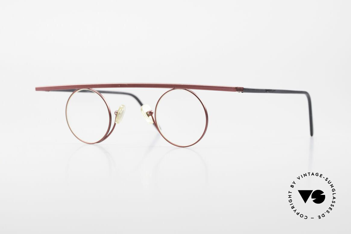 Theo Belgium Tawa Extraordinary Vintage Frame, Theo Belgium = the most self-willed brand in the world, Made for Men and Women