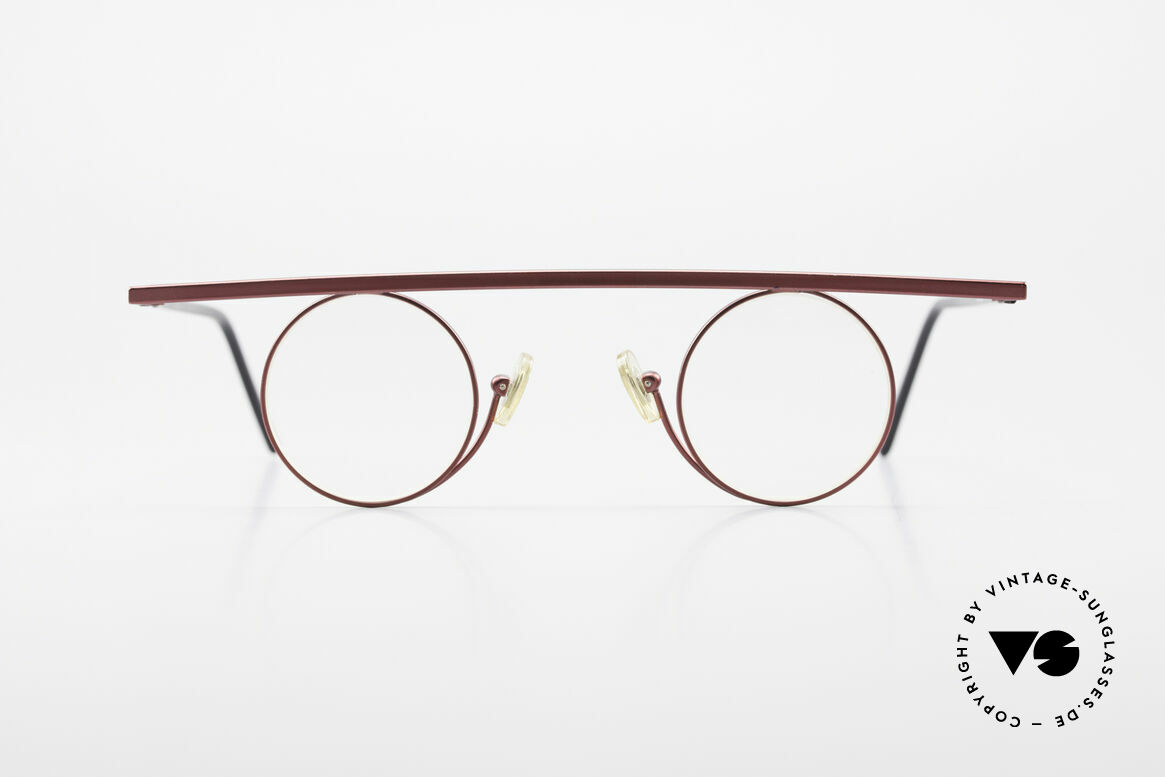 Theo Belgium Tawa Extraordinary Vintage Frame, founded in 1989 as 'opposite pole' to the 'mainstream', Made for Men and Women