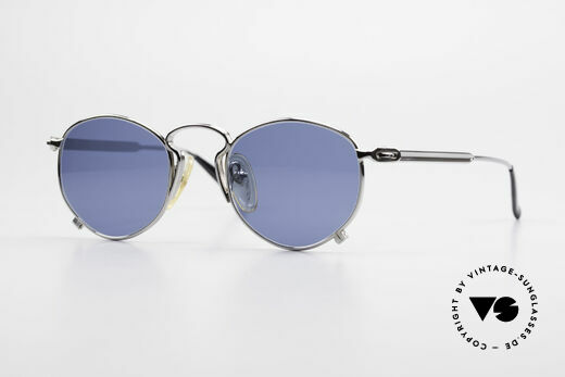 Jean Paul Gaultier 55-1171 90's JPG Designer Sunglasses Details