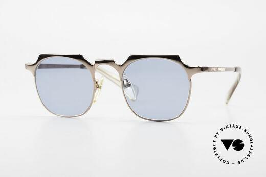Jean Paul Gaultier 57-0171 Panto Designer Sunglasses Details
