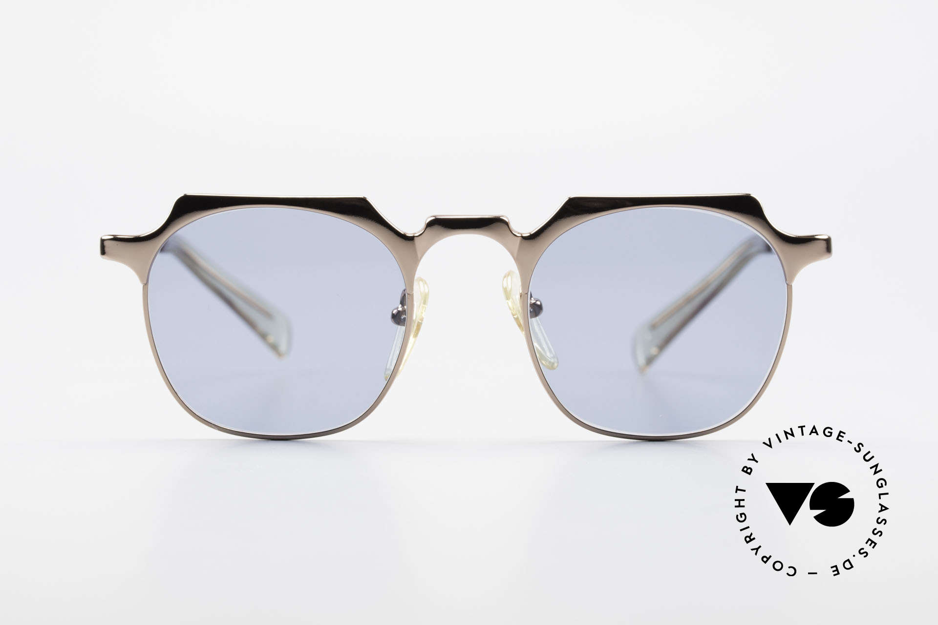 Jean Paul Gaultier 57-0171 Panto Designer Sunglasses, one of the top models of the Junior Gaultier Series, Made for Men and Women