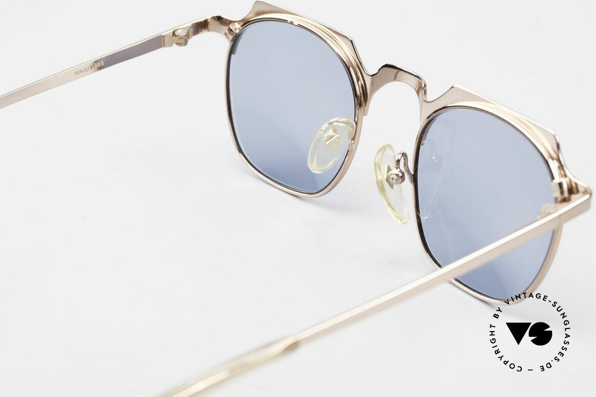 Jean Paul Gaultier 57-0171 Panto Designer Sunglasses, Size: medium, Made for Men and Women