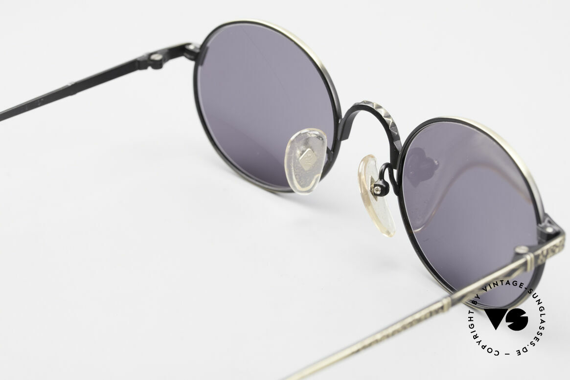 Jean Paul Gaultier 55-9672 Oval 1990's JPG Sunglasses, Size: medium, Made for Men and Women