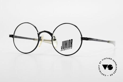 Jean Paul Gaultier 57-0173 Round Glasses Junior Gaultier Details