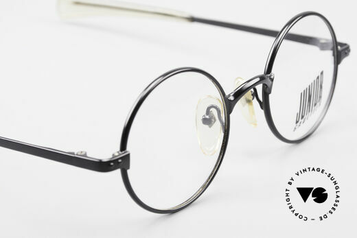 Jean Paul Gaultier 57-0173 Round Glasses Junior Gaultier, NO RETRO fashion, but a genuine 25 years old rarity, Made for Men and Women