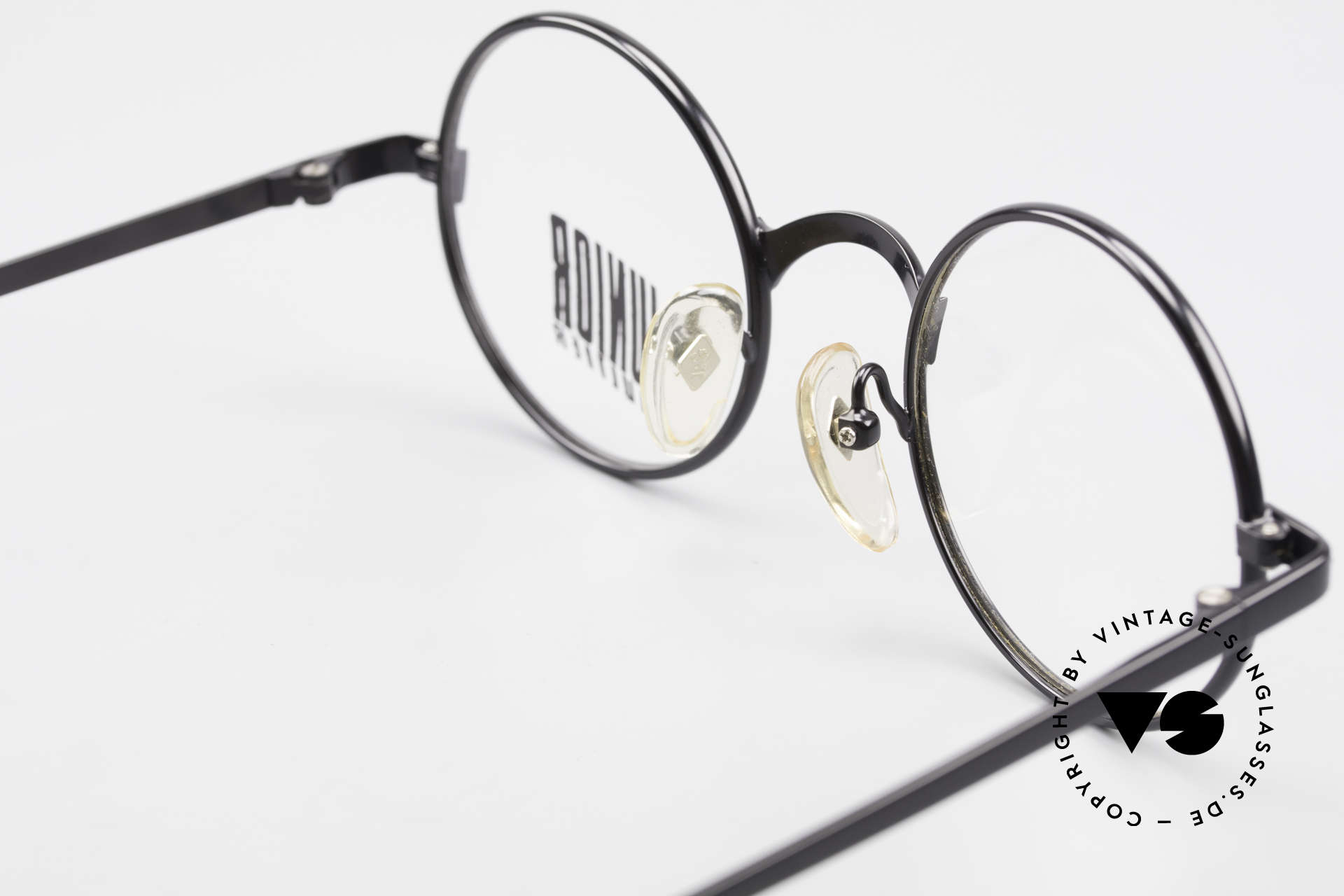 Jean Paul Gaultier 57-0173 Round Glasses Junior Gaultier, Size: medium, Made for Men and Women