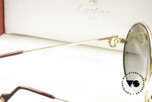 Cartier Round Customized One of a kind Not For Sale