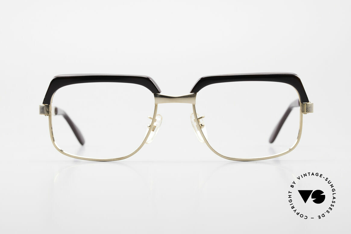 Selecta - Dalai Lama Pure Gold Filled Frame 70's, antique 'combi glasses' from the early 1970's - Original!, Made for Men