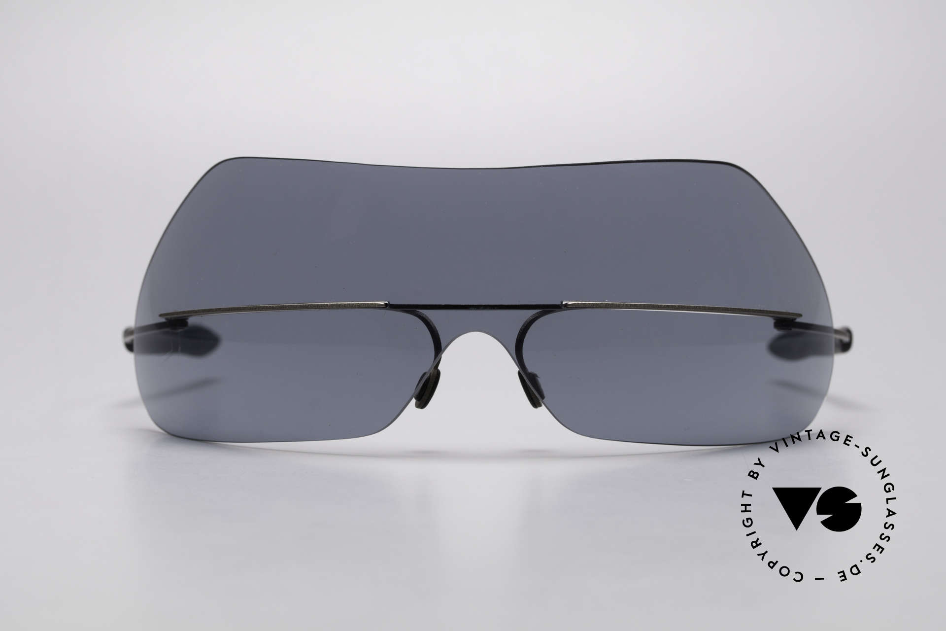 Theo Belgium Satisfashion 138 Sunglasses With Eyebrows, the name says it all ;-) .. SATISFASHION; lovesome!, Made for Women