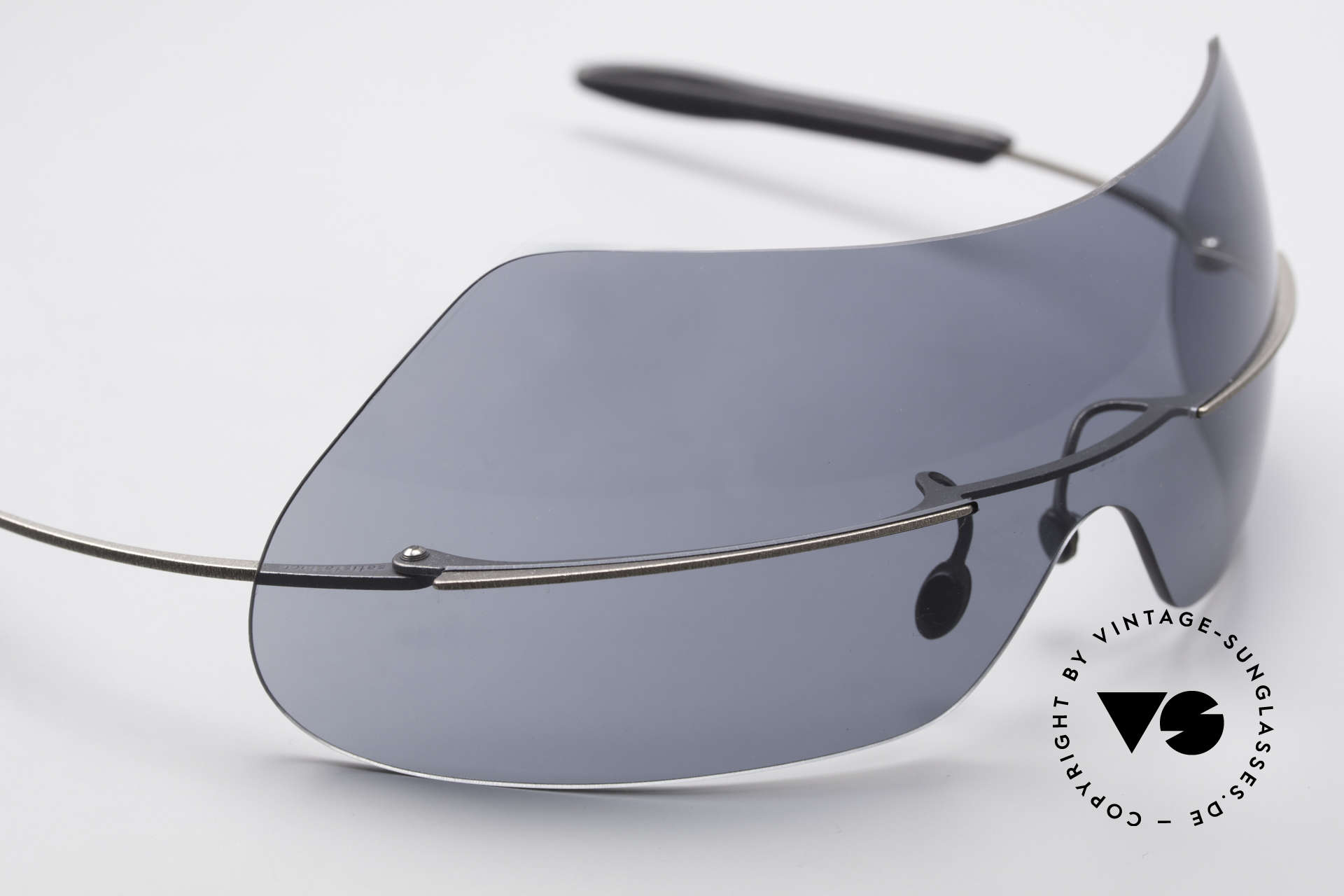 Theo Belgium Satisfashion 138 Sunglasses With Eyebrows, never worn, one of a kind; Theo frame for all who dare!, Made for Women