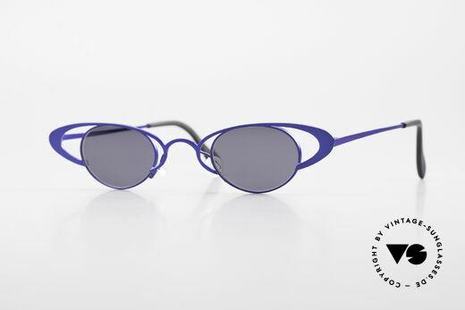 Theo Belgium Venus Enchanting Ladies Sunglasses Details
