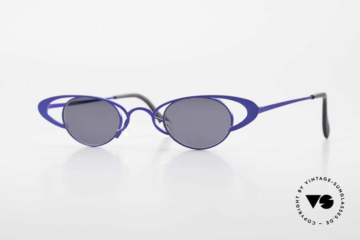 Theo Belgium Venus Enchanting Ladies Sunglasses, Theo Belgium: the most self-willed brand in the world, Made for Women