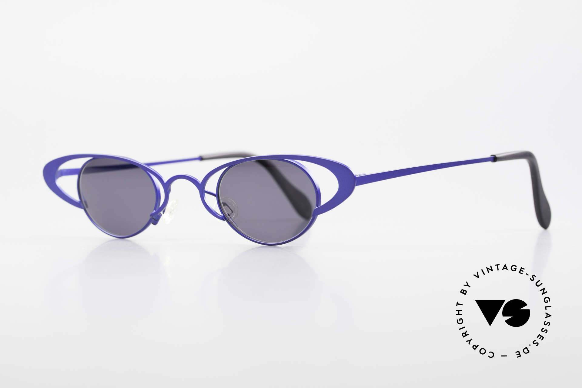 Theo Belgium Venus Enchanting Ladies Sunglasses, made for the avant-garde, individualists, trend-setters, Made for Women