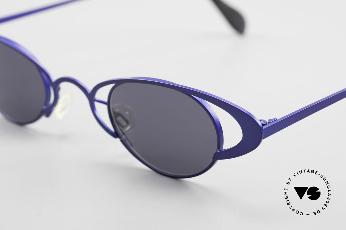 Theo Belgium Venus Enchanting Ladies Sunglasses, glamorous feminine sunglasses; simply fancy and chic, Made for Women