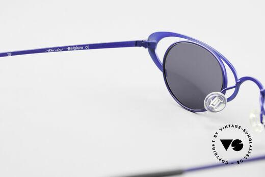 Theo Belgium Venus Enchanting Ladies Sunglasses, so to speak: vintage sunglasses with representativeness, Made for Women