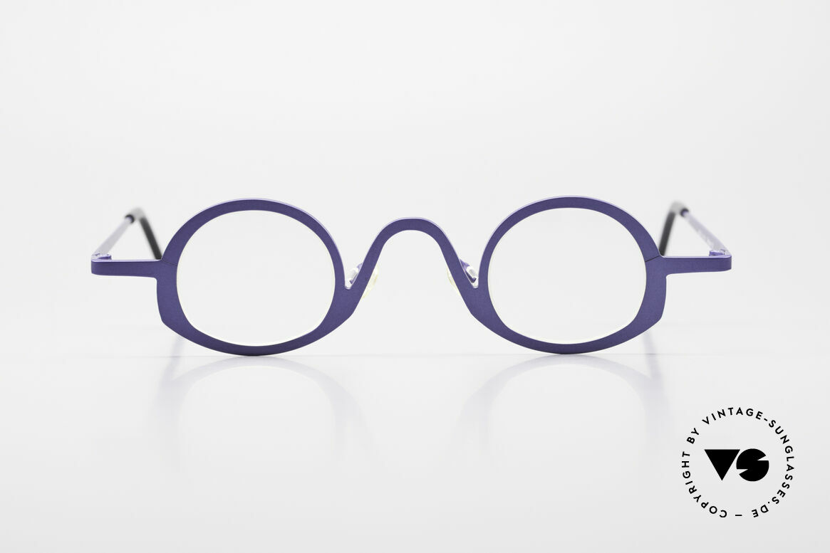 Theo Belgium Circle Avant-Garde Vintage Specs, Theo Belgium = the most self-willed brand in the world, Made for Men and Women