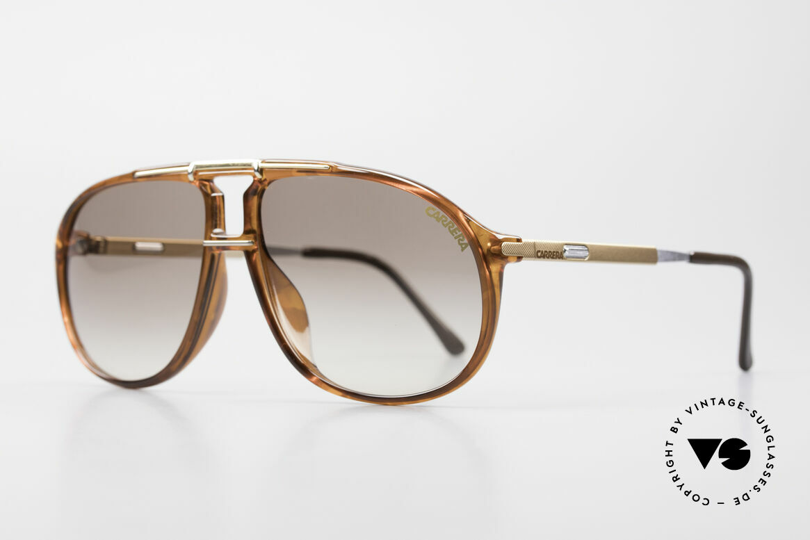 Carrera 5323 Adjustable Temples Vario 80's, top wearing comfort thanks to individual fitting, Made for Men and Women
