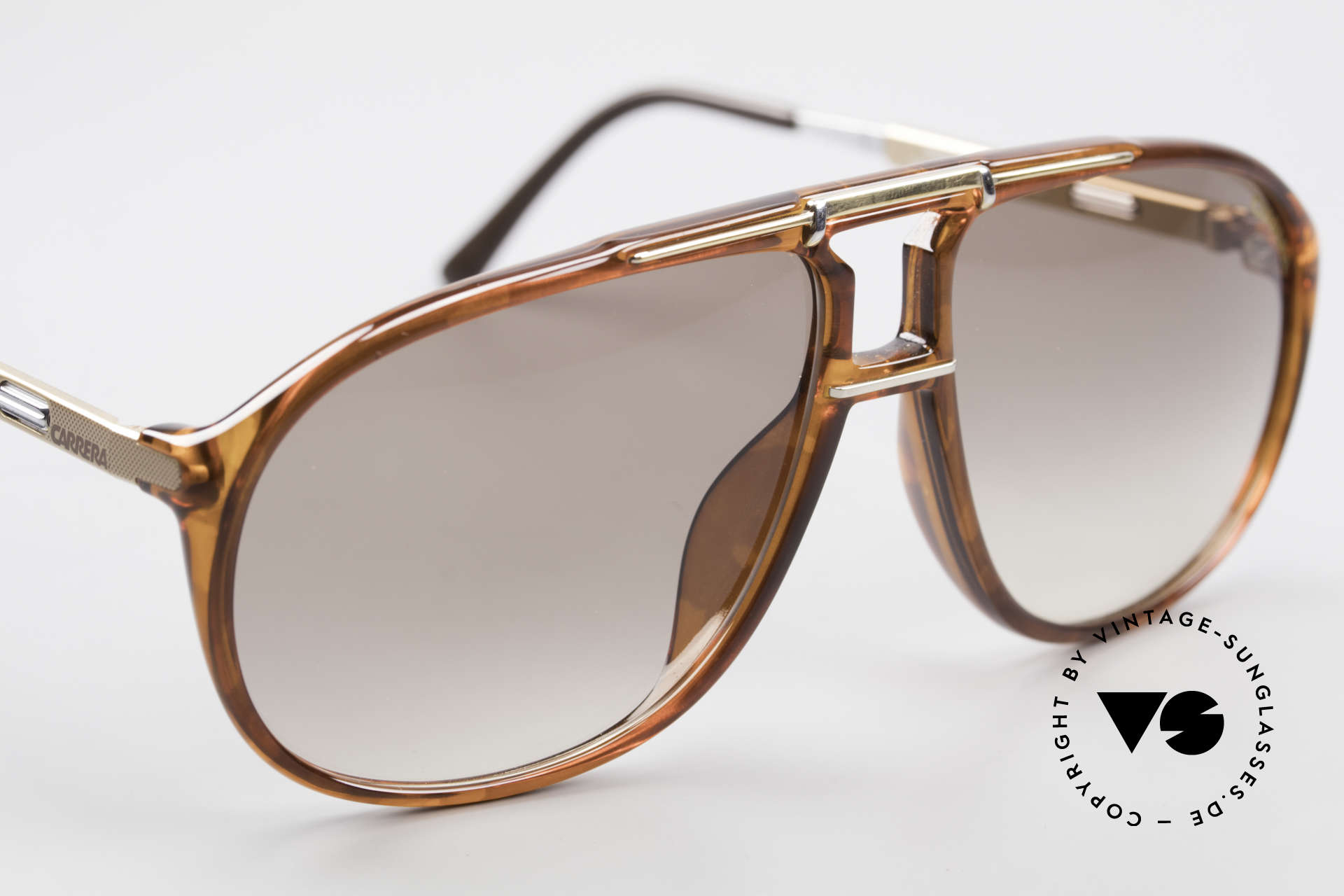 Carrera 5323 Adjustable Temples Vario 80's, UNWORN single item in SMALL to M size 58-12, Made for Men and Women