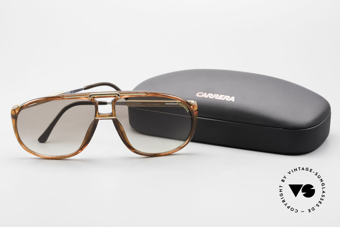 Carrera 5323 Adjustable Temples Vario 80's, Size: small, Made for Men and Women