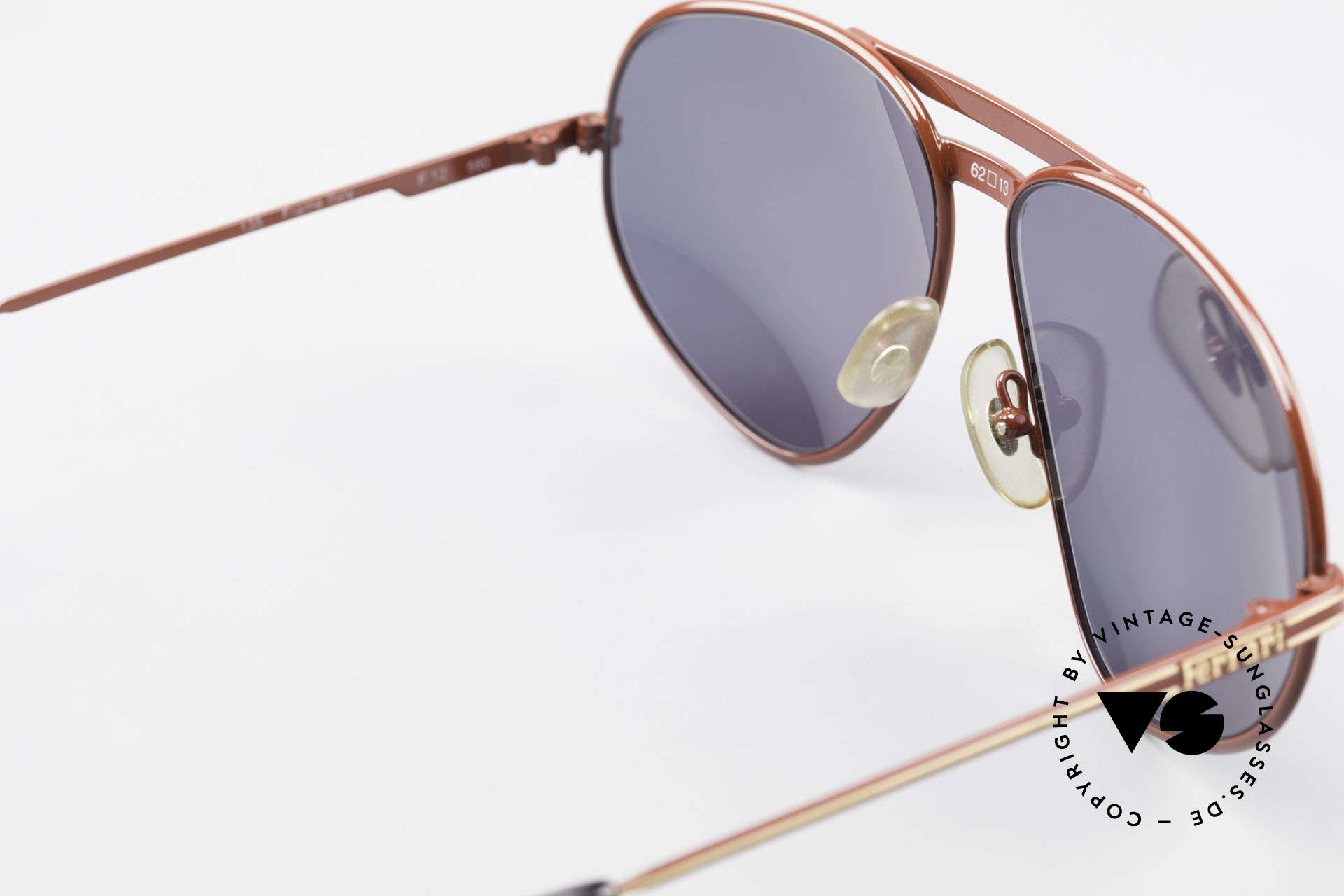 Ferrari F12 Old Vintage Luxury Sunglasses, NO RETRO sunglasses, but a 30 years old ORIGINAL!, Made for Men
