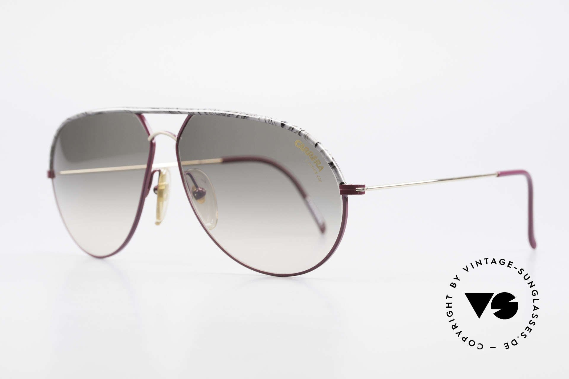 Carrera 5428 Rare Old Vintage 80's Shades, something really different in coloring and design, Made for Men and Women