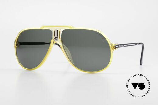Carrera 5590 Optyl Sports Sunglasses 80's Details
