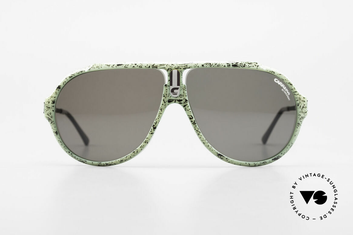 Carrera 5565 80's Vintage Sunglasses Optyl, similar to the famous Carrera 'mod. 5512' (Miami Vice), Made for Men