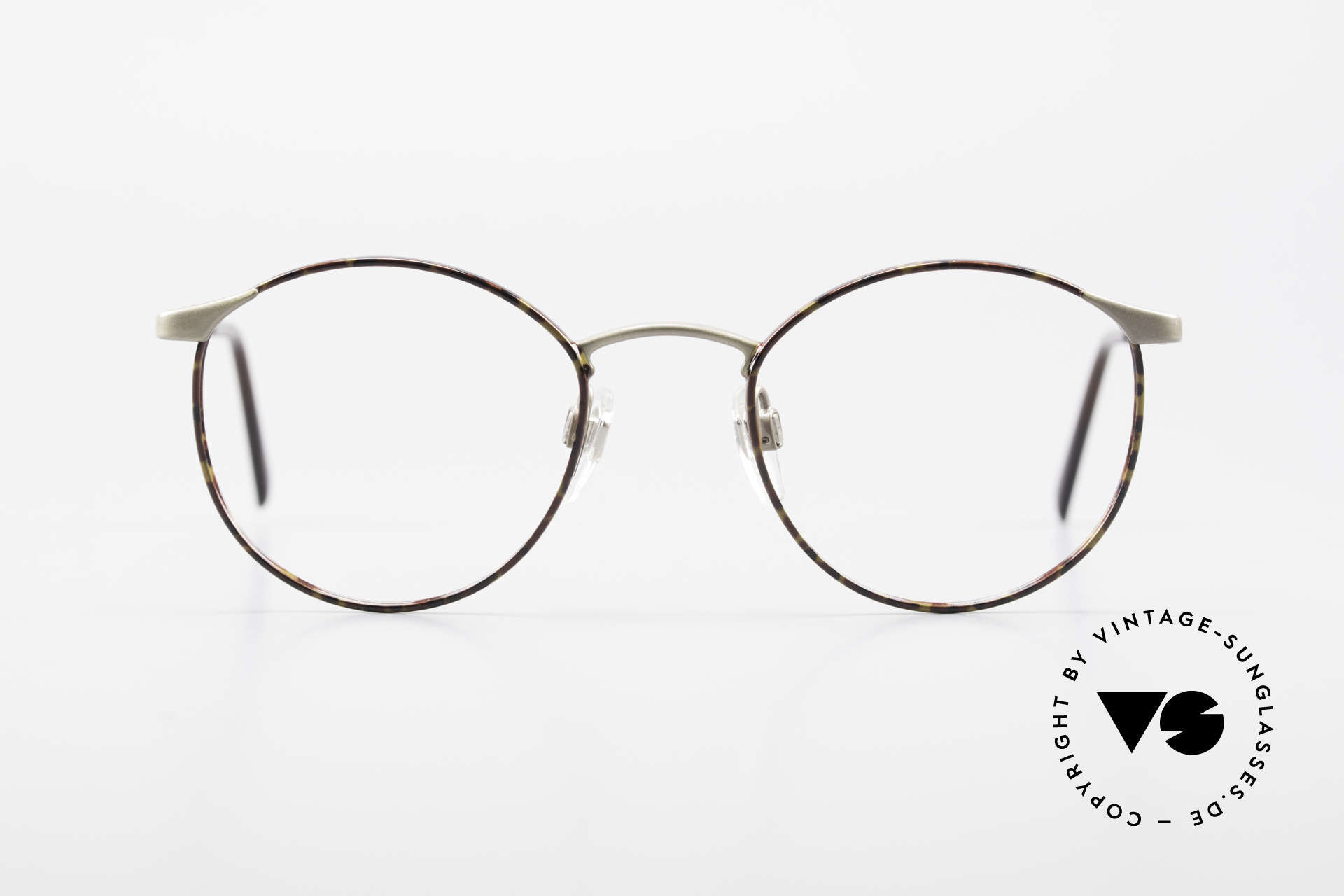 Giorgio Armani 163 Small Panto Eyeglass-Frame, world famous 'panto'-design .. a real eyewear classic, Made for Men and Women