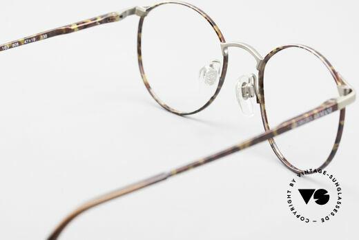 Giorgio Armani 163 Small Panto Eyeglass-Frame, NO retro specs, but a unique 30 years old ORIGINAL!, Made for Men and Women
