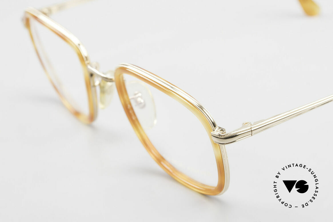 Giorgio Armani 102 Square Vintage Eyeglasses 90's, never worn (like all our vintage 1990's Armani frames), Made for Men and Women