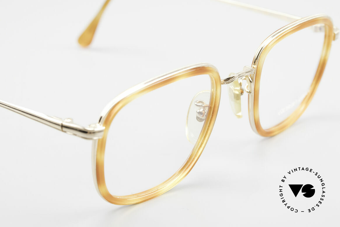 Giorgio Armani 102 Square Vintage Eyeglasses 90's