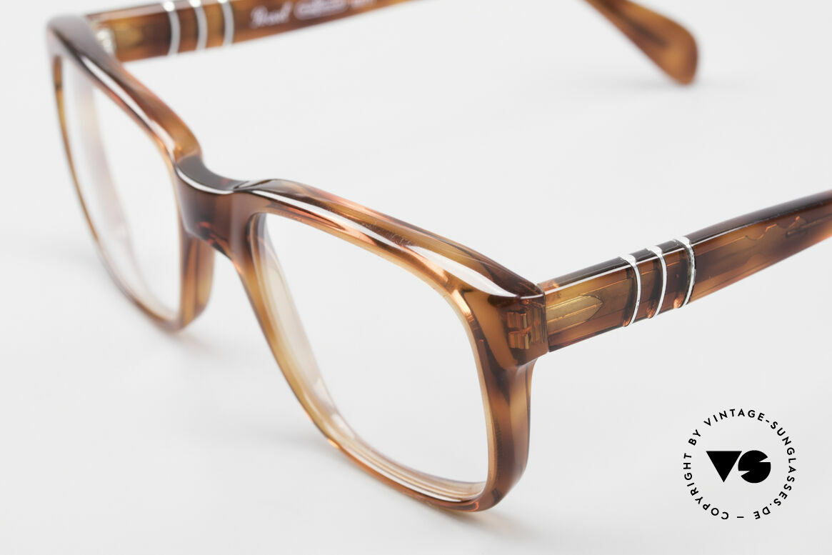 Persol 58150 Ratti Old School Vintage Eyeglasses, unworn (like all our VINTAGE frames by Persol Ratti), Made for Men